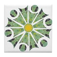 Starburst Retro - Miracle Tile Coaster