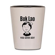 Buk Lao Shot Glass