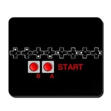 Eternal Life Code Mousepad