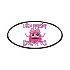 Little Monster Delores Patches