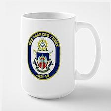 USS Harpers Ferry LSD 49 Mug