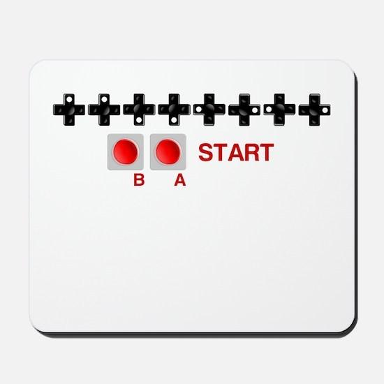 Eternal Life Code Mousepad