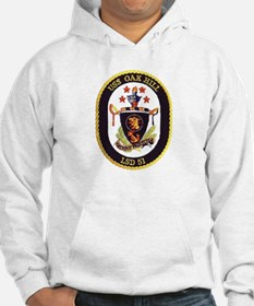 USS Oak Hill LSD 51 Jumper Hoody
