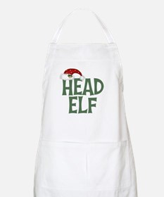 Head Elf Apron