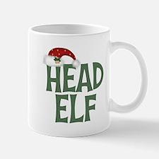 Head Elf Mug