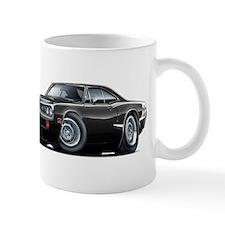 Super Bee Black Hood Scoop Car Mug
