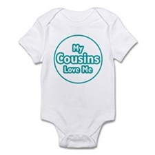 Cousins Love Me Infant Bodysuit