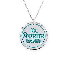 Cousins Love Me Necklace