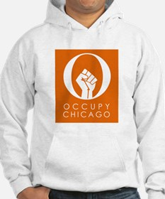 Occupy Chicago Hoodie