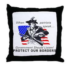 D5 mx2 Throw Pillow