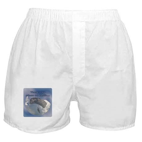 No Place on Earth Boxer Shorts