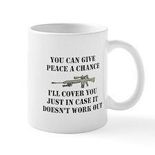 Peace or Protection Mug