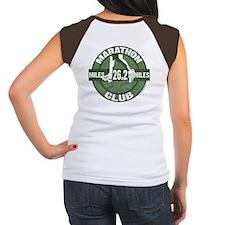 Marathon Club Women's Cap Sleeve T-Shirt
