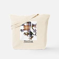 Lion - MacKay of Strathnaver Tote Bag