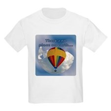 """There's No Place on Earth... Kids T-Shirt"