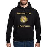 Blessed Daughter Hoodie (dark)