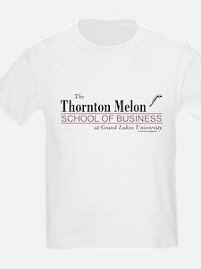 Melon School of Business Kids T-Shirt