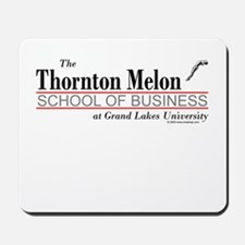 Melon School of Business Mousepad