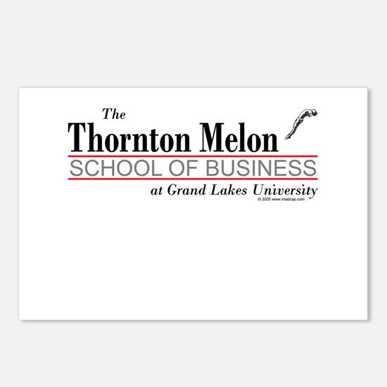 Melon School of Business Postcards (Package of 8)
