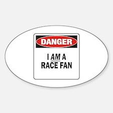 Race Fan Decal