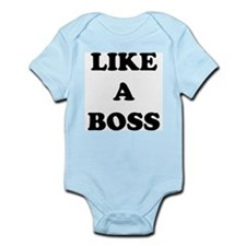 Like a Boss Onesie