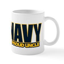 Navy Uncle Mug