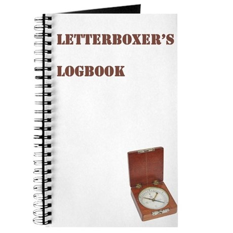 Letterboxer's Logbook (Style 4)