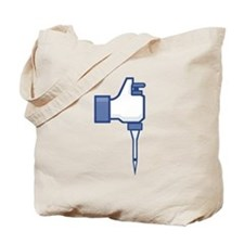 Thumbs UP Pipette Tote Bag