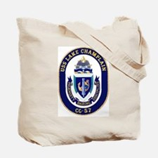 USS Anchorage LSD 36 Tote Bag
