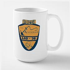 USS Anchorage LSD 36 Mug