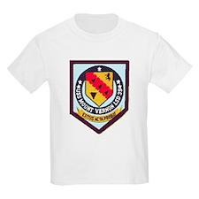 USS Mt. Vernon LSD 39 Kids T-Shirt