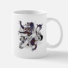 Elliot Tartan Lion Mug