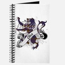 Elliot Tartan Lion Journal