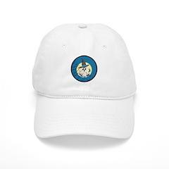 Halloween Shih Tzu Puppy Baseball Cap