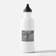 Pray For Jerusalem Water Bottle