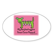 Breast Cancer Research Decal