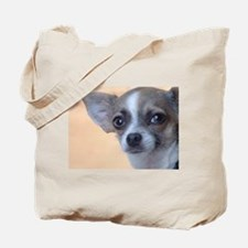 Artsy Dog Tote Bag