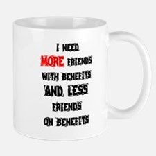 Unique Friends with benefits Mug