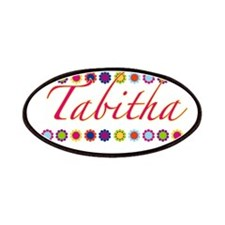 Tabitha with Flowers Patches