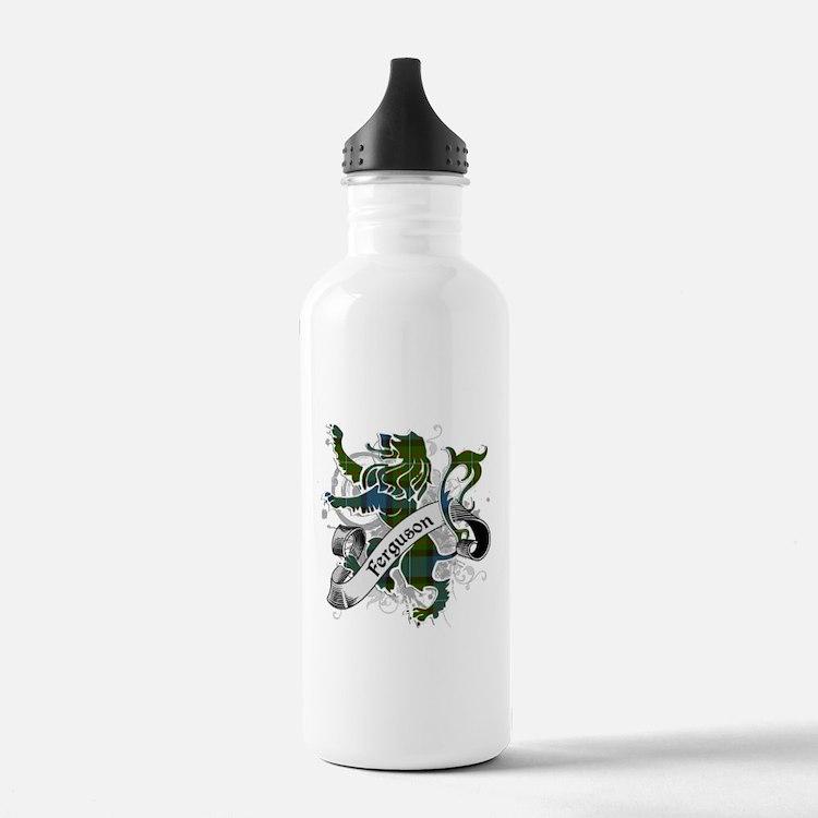 Ferguson Tartan Lion Water Bottle