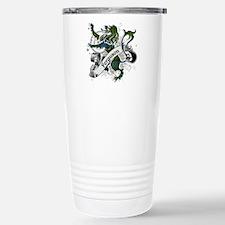 Ferguson Tartan Lion Travel Mug