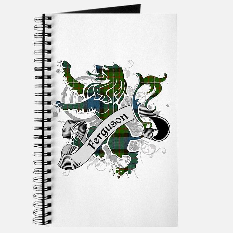 Ferguson Tartan Lion Journal