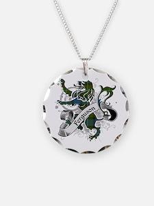 Ferguson Tartan Lion Necklace