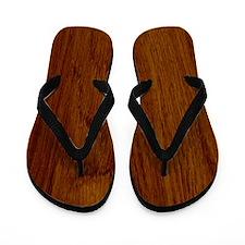 Wood Flip Flops