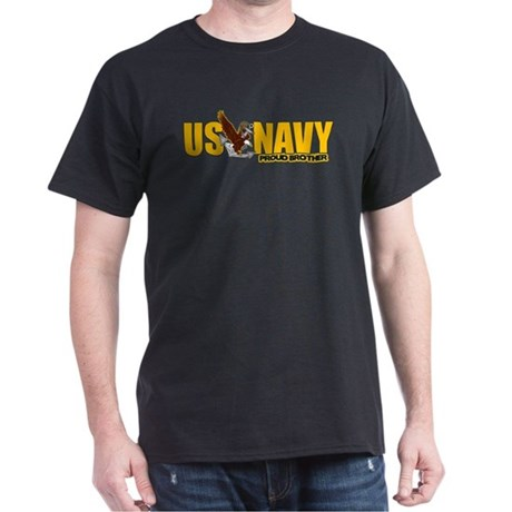 Navy Brother Dark T-Shirt