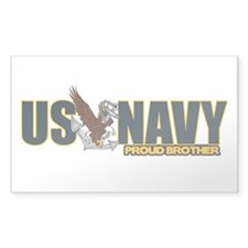 Navy Brother Decal