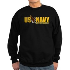 Navy Boyfriend Sweatshirt
