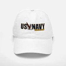 Navy Aunt Baseball Baseball Cap