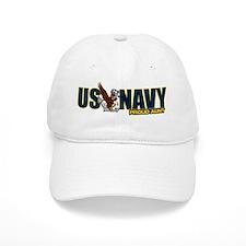 Navy Aunt Baseball Cap