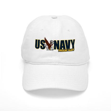 Navy Aunt Cap